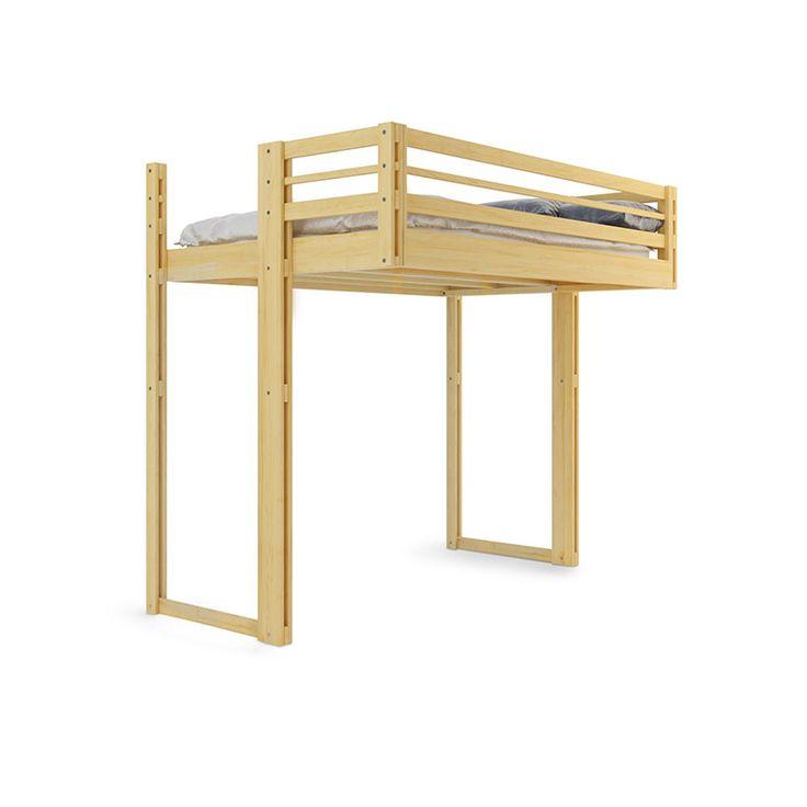 lits mezzanines espace loggia lits mezzanine pinterest mezzanine. Black Bedroom Furniture Sets. Home Design Ideas