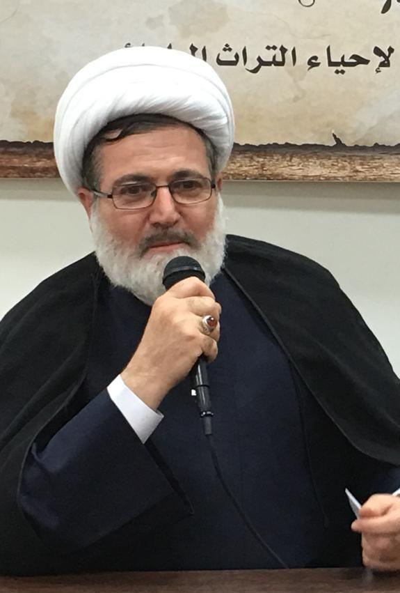 الشيخ بغدادي الحنكة والحكمة التي أظهرها القادة في ايران غيرت من