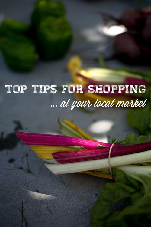 Market Shopping – Tips & Pointers | thelocalbag.co.za
