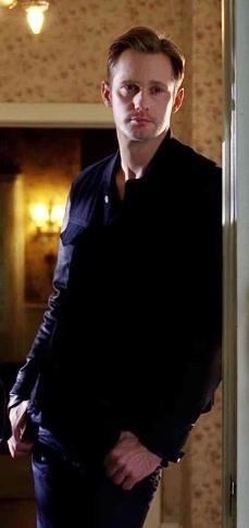 Alexander Skarsgard as Eric Northman // True Blood