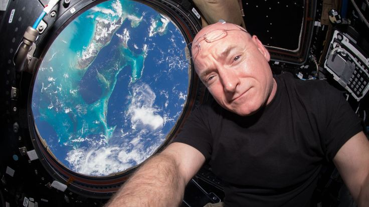 NASA astronaut Scott Kelly lands safely following year in space