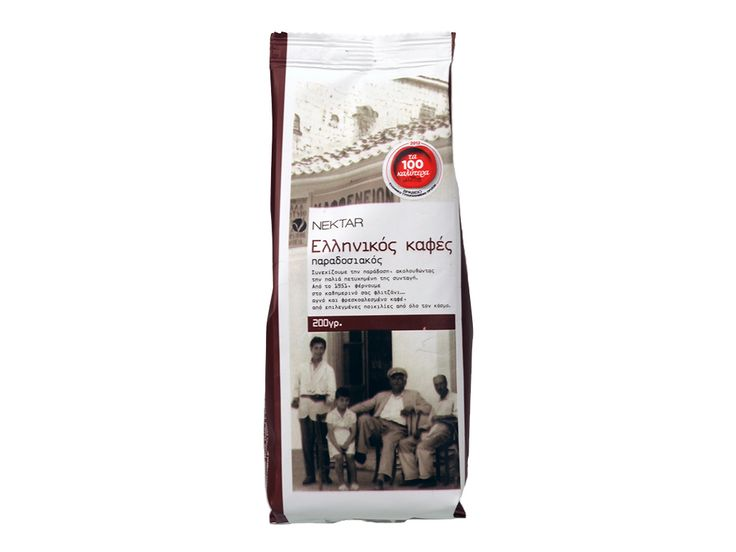 $11.74Net weight: 192g(7.05 oz) A ground micro-roasted coffee. Sealed in a protective atmosphere, right out of the roaster that guarantees the perfect preservation of the taste and the unique aroma of the classic Greek coffee blend.