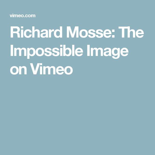 Richard Mosse: The Impossible Image on Vimeo