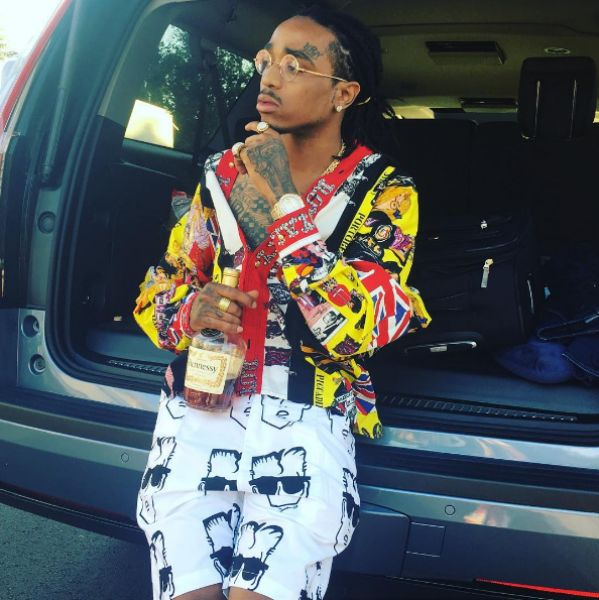 Quavo Net Worth - How Wealthy is the Rapper Now?  #networth #quavo http://gazettereview.com/2017/06/quavo-net-worth-wealthy-now/