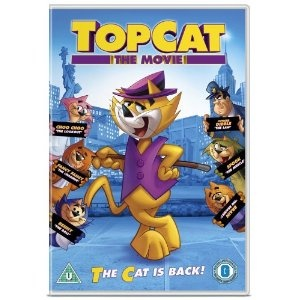 Top Cat: The Movie DVD