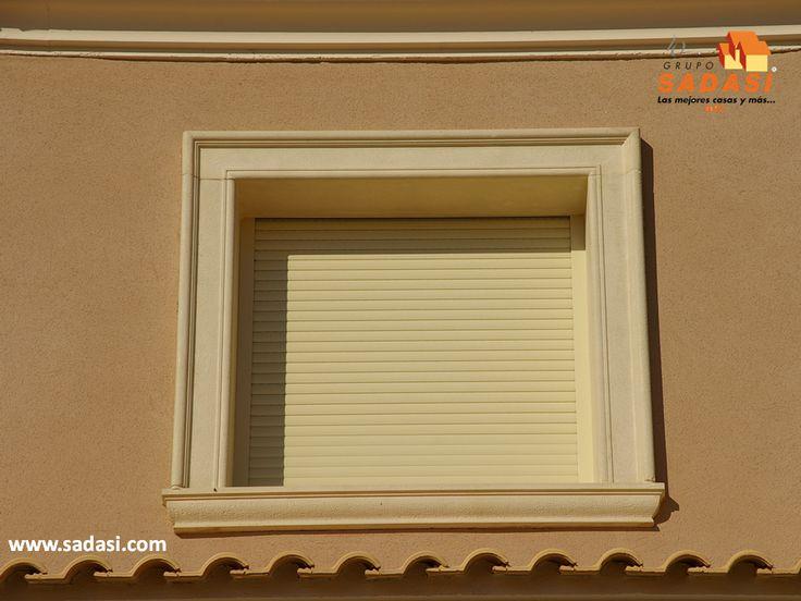 M s de 25 ideas incre bles sobre molduras para ventanas en - Molduras de madera decorativas ...