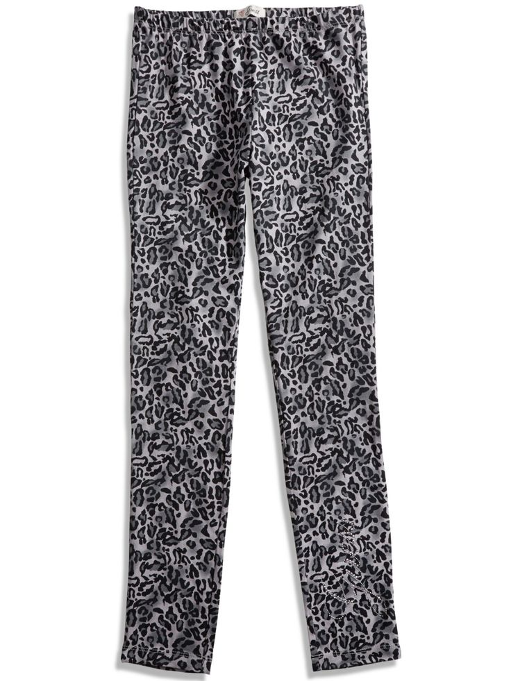 Girl Darci Leopard Leggings (4-16)