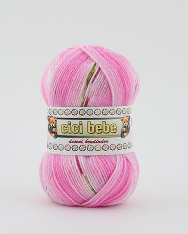 Cicibebe 595-01 - Strawberry Sprinkles