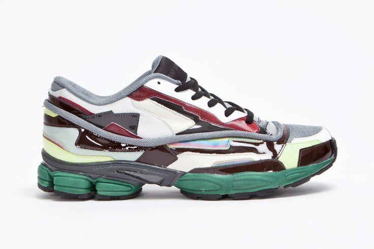 Raf Simons x adidas Panelled Running Shoe