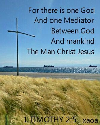 xaoa/'The Man Christ Jesus.Who gave Himself a ransom for all,to be testified in due time'1 TIMOTHY 2:6
