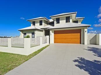 Photo of a house exterior design from a real Australian house - House Facade…