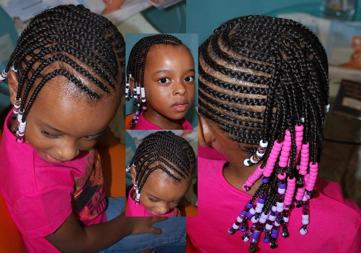 Natural Hair Braiding Styles For Kids: 25+ Best Ideas About Kids Hair Salons On Pinterest