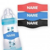 Best Baby Bottle Labels! You can actually read their name! haha
