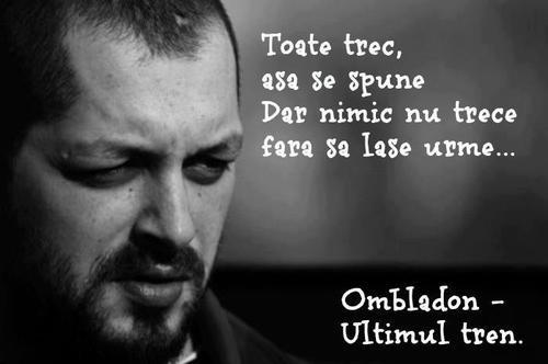 """""""Toate trec asa se spune. Dar nimic nu trece fara sa lase urme..""""  #CitatImagine de Ombladon  Iti place acest #citat? ♥Like♥ si ♥Share♥ cu prietenii tai.  #CitateImagini: #Viata #Experienta #Ombladon #romania #quotes  Vezi mai multe #citate pe http://citatemaxime.ro/"""