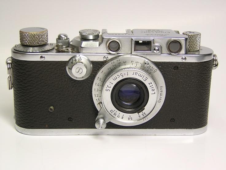 Leica Ⅲ(DⅢ) 1934