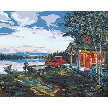 Mary Maxim Canada Paint By Number