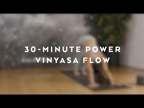 31mins-Power Vinyasa Flow with Briohny Smyth - YouTube