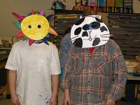 more silly masks.....