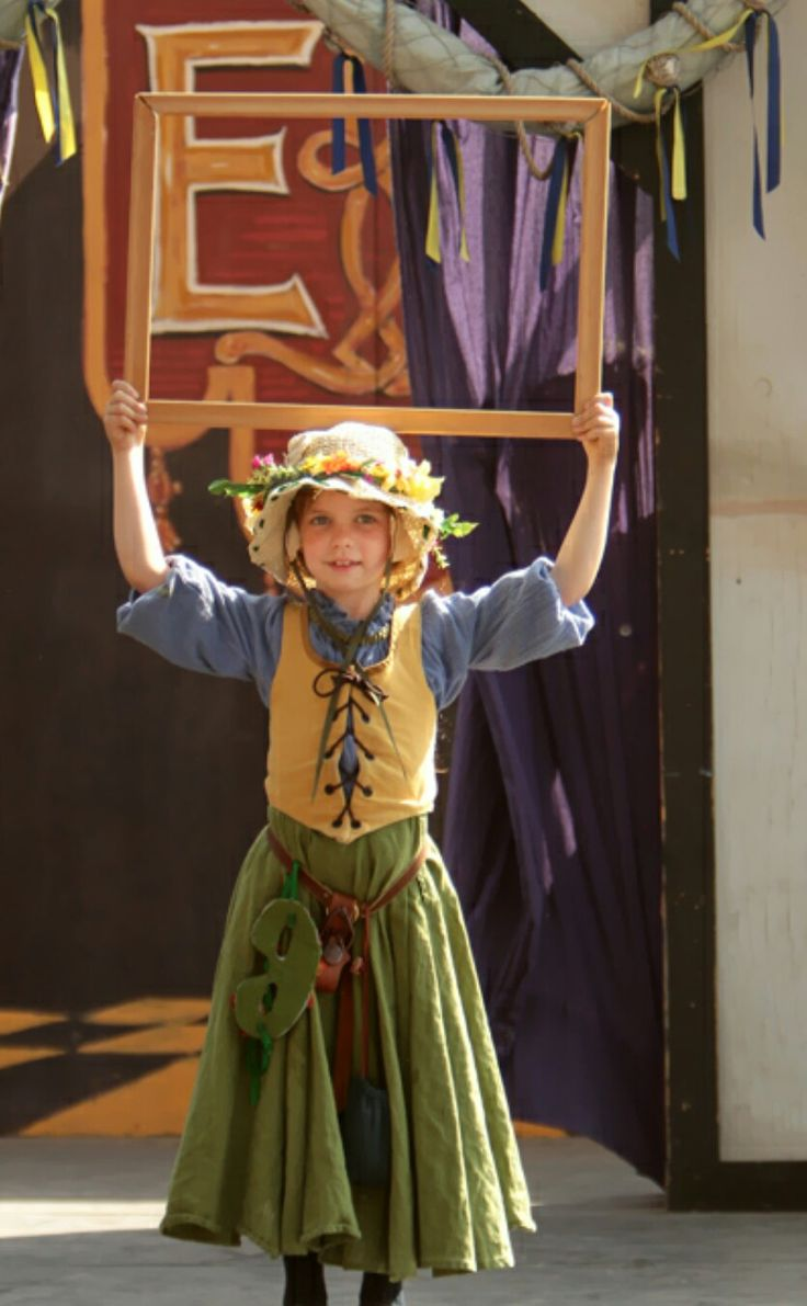 Renaissance Fairs: Top 25 Ideas About Renaissance Fair Costume For Little