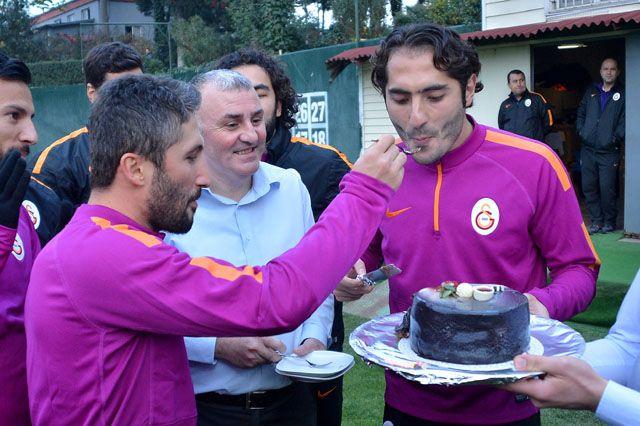 Ülker İdman Raporu: 8 Aralık 2014 Pazartesi - 08.12.2014 17:03 (FLORYA GÜNLÜĞÜ) / Galatasaray.org