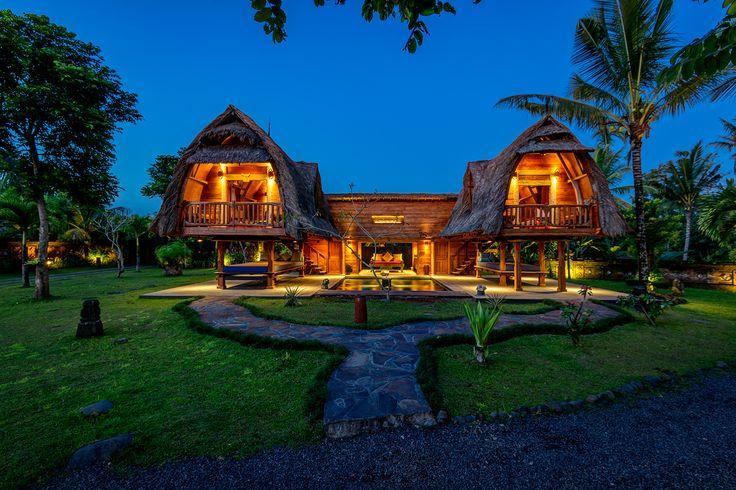 Beautiful Garden at Permata Ayung Private Estate