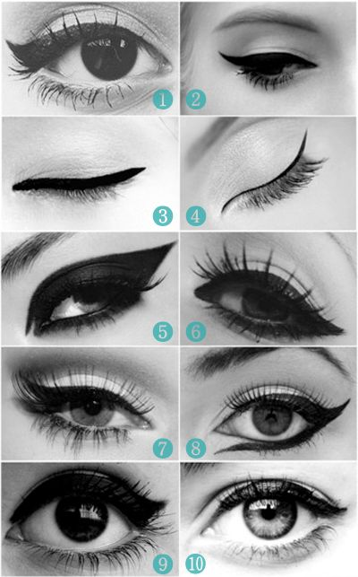 Different Liner Looks