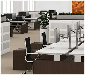 ►► SCENARIO ►►    #desks #workstations #table #furniture #workstations_melbourne