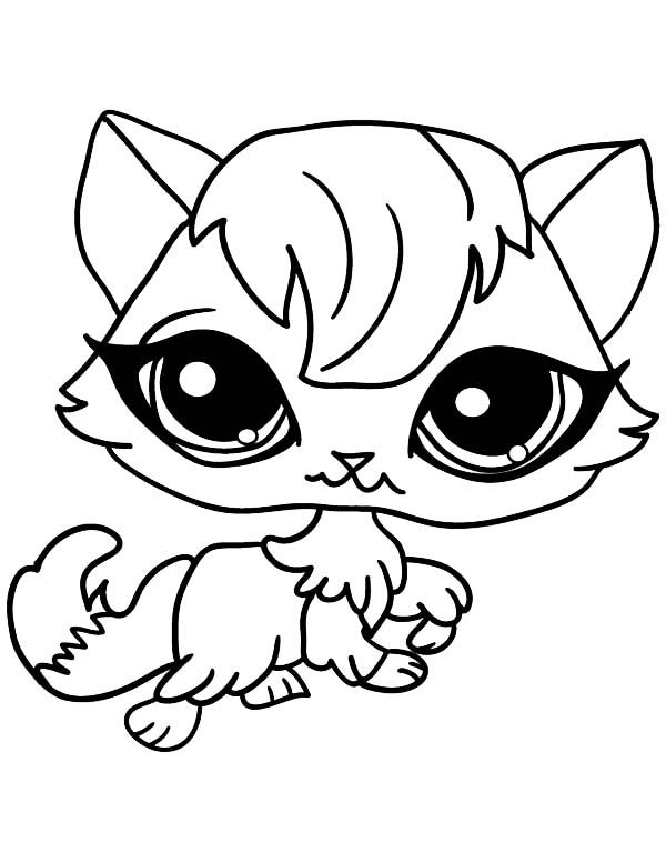 Big Eyed Animal Coloring Pages Puppy Coloring Pages Animal Coloring Pages Cartoon Coloring Pages