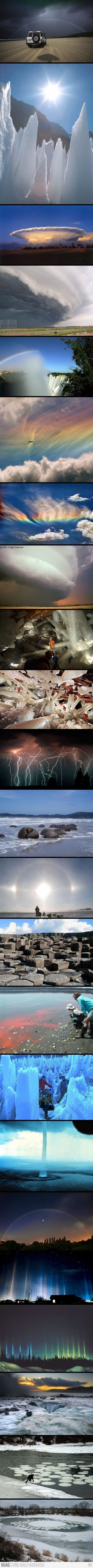 World's Most Awesome Natural Phenomena