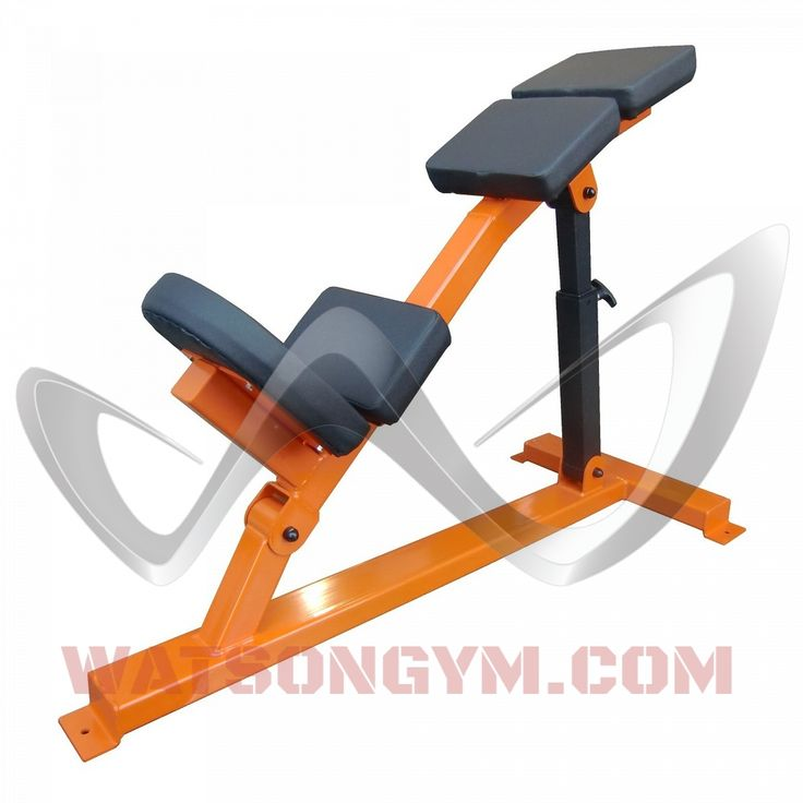 Arched Incline Bench - Watson Gym Equipment