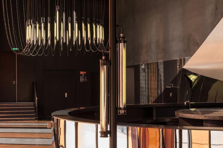 Mobilier du grand théâtre d'Albi - Gaëlle Lauriot-Prévost Design