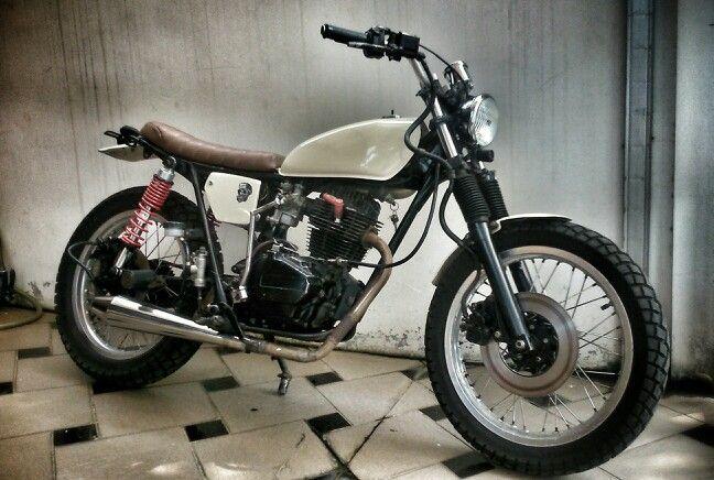 Honda xl125 tracker