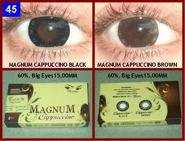 Mengenal Lensa Mata Dari Korea, Softlens Omega