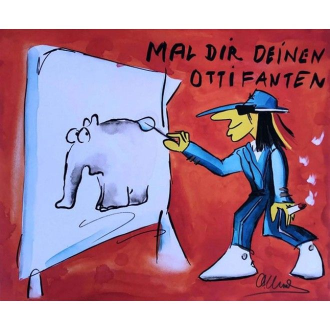 Pin Auf Otto Waalkes Bilder In Der Galerie Hunold