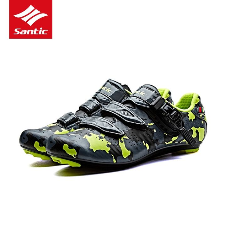 58.83$  Watch here - http://alihrz.shopchina.info/go.php?t=32809382256 - Santic 2017 New Men Pro Road Cycling Shoes Ultralight Auto-lock Bike Shoes Non-slip Bicycle Sports Shoes Sapatos ciclismo 58.83$ #buychinaproducts
