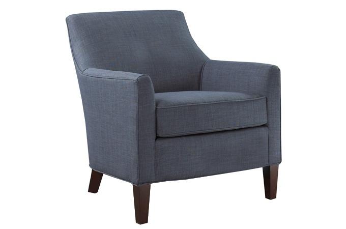 fauteuil en tissu de style contemporain choix de tissus produit canadien nos meubles. Black Bedroom Furniture Sets. Home Design Ideas