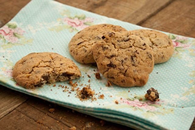 Recipe for chocolate chunk cookies
