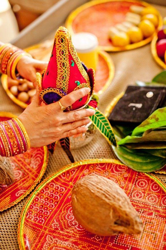 Preeya & Pramod's Sunshine Hawaiian Hindu Wedding!        Aline