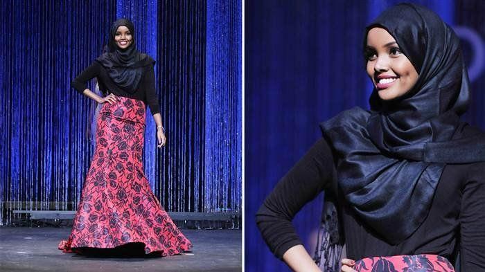 Halima Aden, Gadis Berhijab Pertama yang Ikut Kontes Ratu Kecantikan di Amerika!
