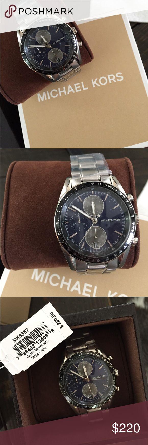 MK Men's Watch Brand New!!!!!! MK Men's watch. Michael Kors Accessories Watches