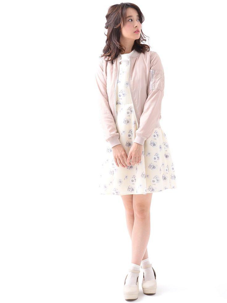 eme 17春 一套美貌升级 荷叶边半高领打底衫+背心连衣裙两件套-淘宝网