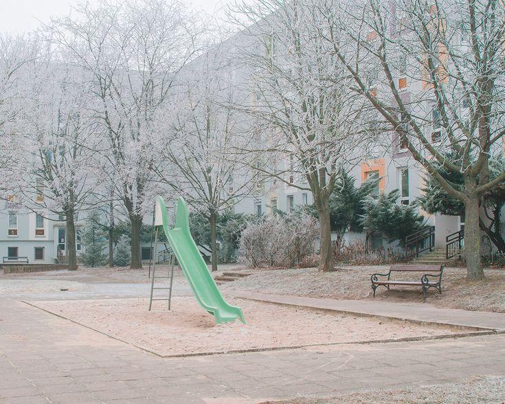 My town | Siófok II. on Behance