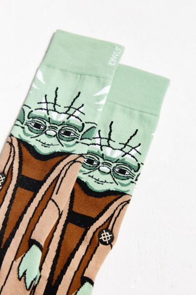 Stance X Star Wars Yoda Sock - Urban Outfitters
