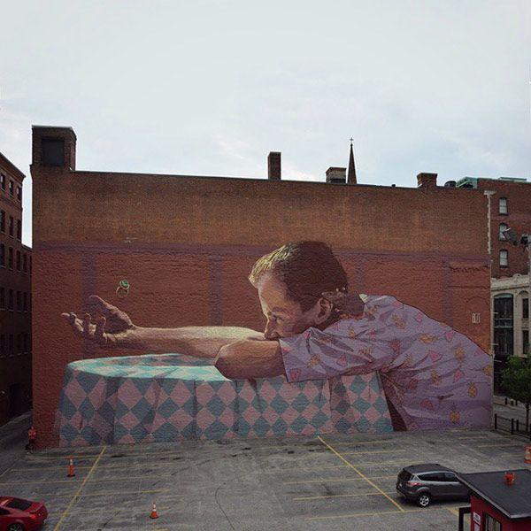 Street Art by Sainer and Bezt (Etam Cru)