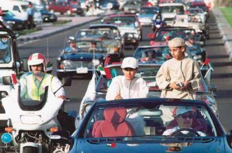 Dubai Grand Parade has vroom with a view | GulfNews.com
