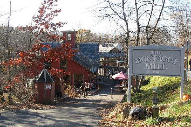 Montague Book Mill, Montague MA
