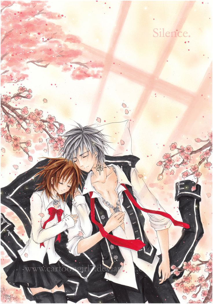 Vampire Knight -Silence- by *cartoongirl7 on deviantART
