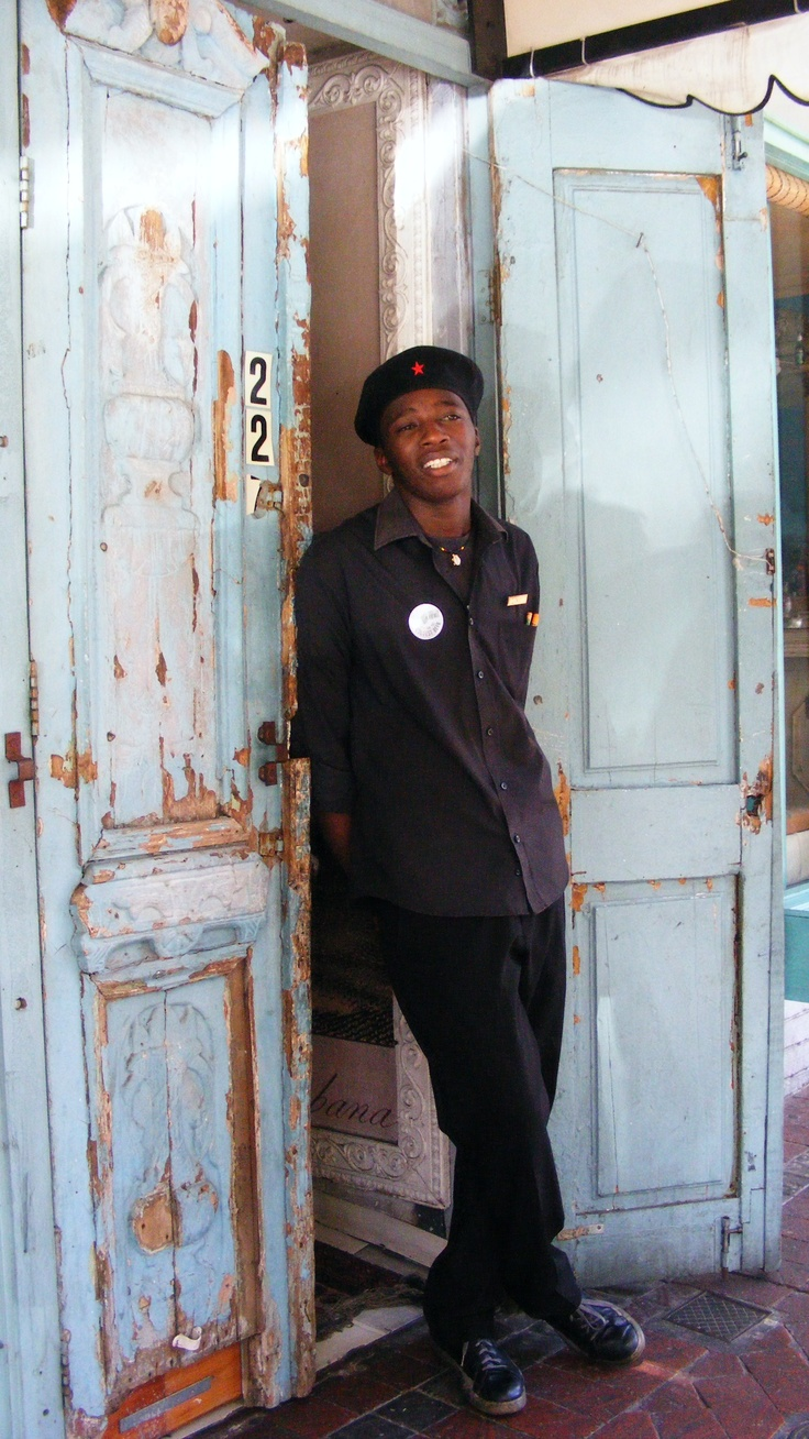 Doors on Long Street - Cape Town