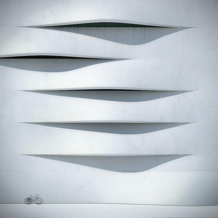 Michele Durazzi Creates Surreal Minimalist Architecture Images