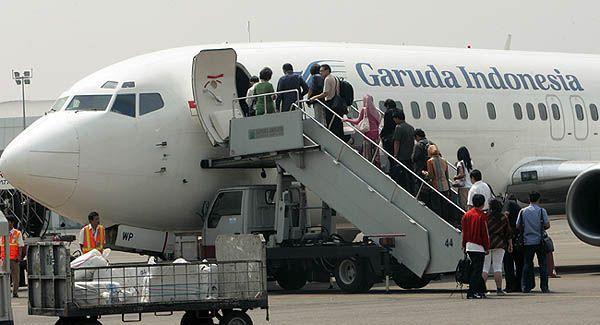 Boeing announces Garuda order for 50 planes